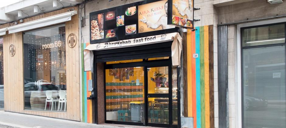 Abra Kebab -  Via Risorgimento