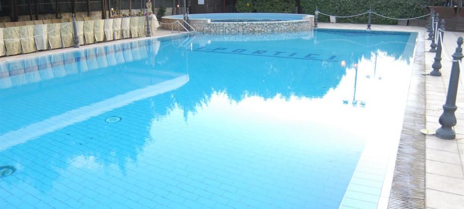 Una piscina dedicata ai nostri ospiti