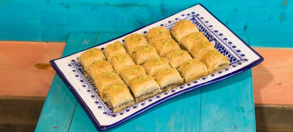 Delizie dolciarie Tunisine