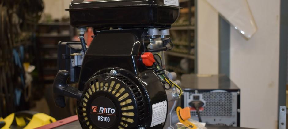 Motori a benzina Rato
