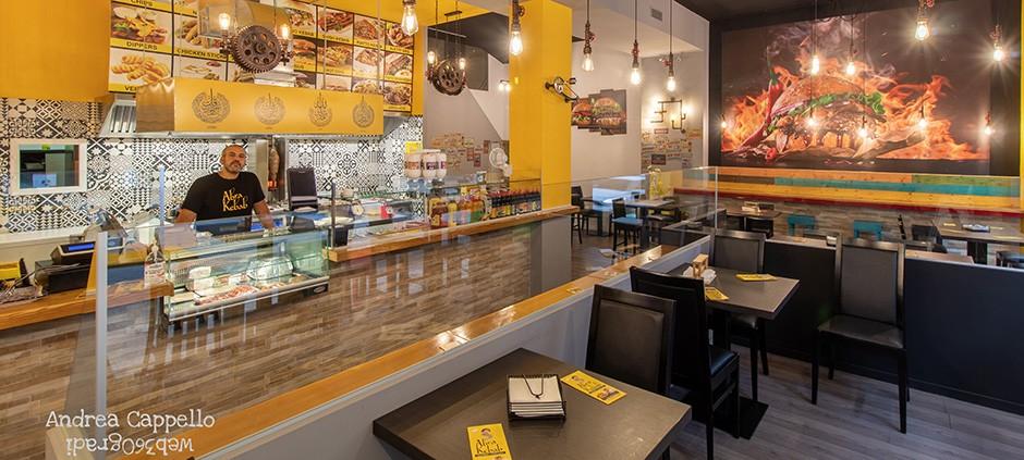 Nuovi locali - Kebab e friggitoria