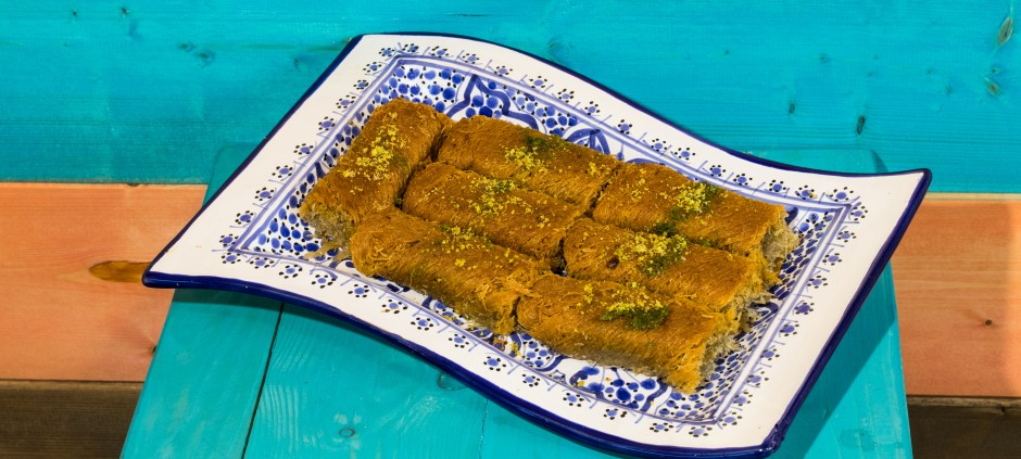 Raffinatezze dolciarie Tunisine