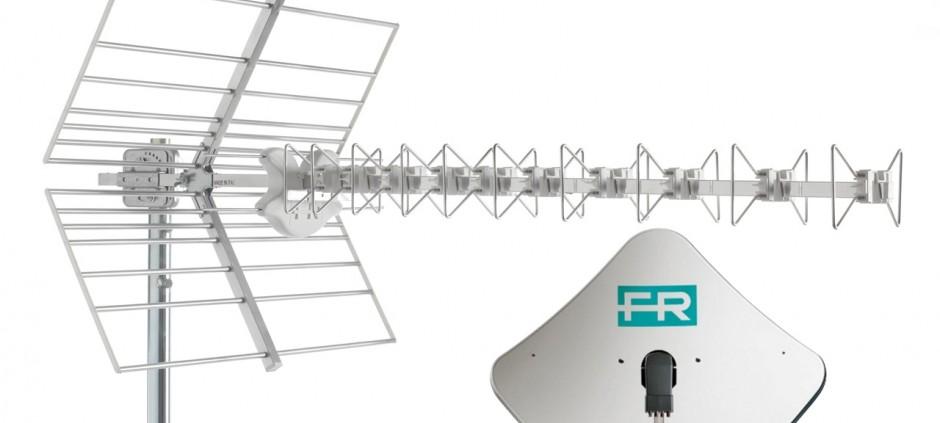 Riparazione antenne TV e parabole